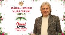 Cemal Yavuz'dan Yeni Yıl Mesajı