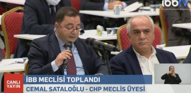 CHP'li Sataloğlu, İBB'nin 2021 yılı bütçesini yorumladı