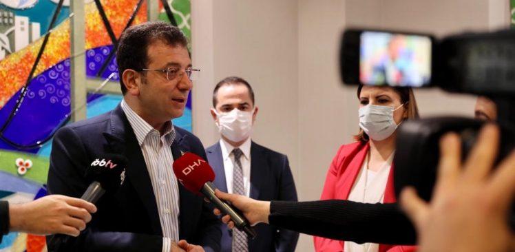 """İmamoğlu'ndan """"Ekmek"""" açıklaması: """"Yoksullukla mücadelede hiçbir engel tanımayacağız"""""""
