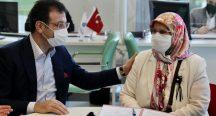 """İmamoğlu: """"İstanbul'a ve Türkiye'ye örnek bir iş yapacağız"""""""