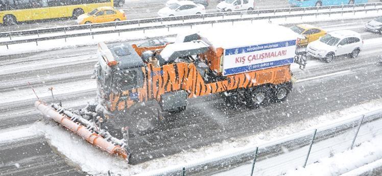 AKOM: Kar kalınlığı 15-20 cm'i bulabilir