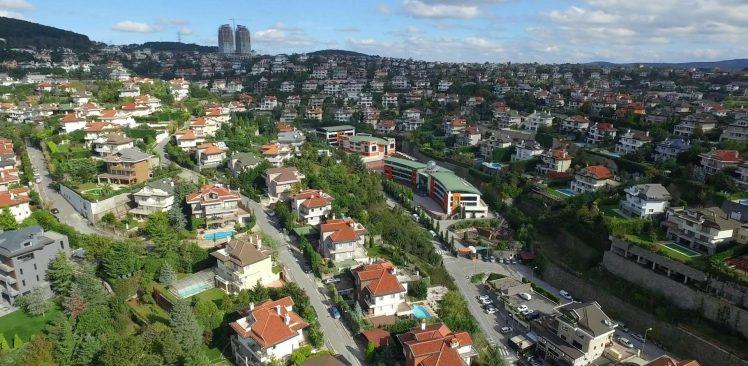 Konutta koronavirüs etkisi: Beykoz'da ve Sarıyer'de evler ikiye katlandı