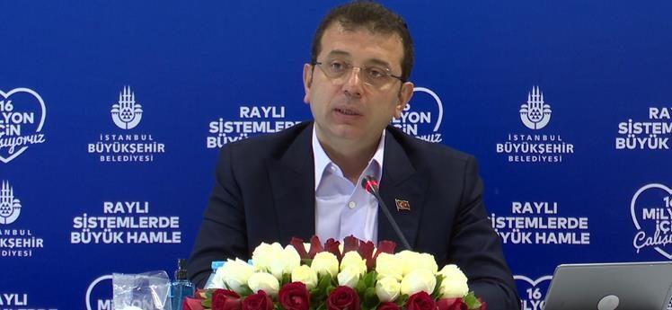 """İmamoğlu'ndan Diyanet'e eleştiri:""""7/24 siyasete devam ediyorlar"""""""