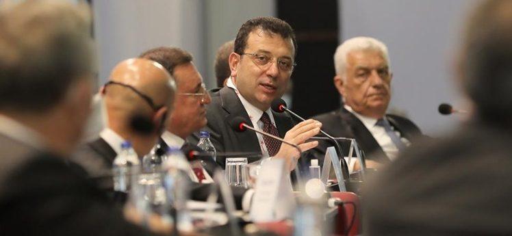 "CHP'li 22 Belediye Başkanı""Su Manifestosu""nu imzaladı"