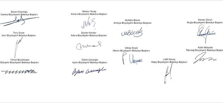 """11 Başkan: """"İstanbul Sözleşmesinin feshi insan haklarına ağır darbe"""""""