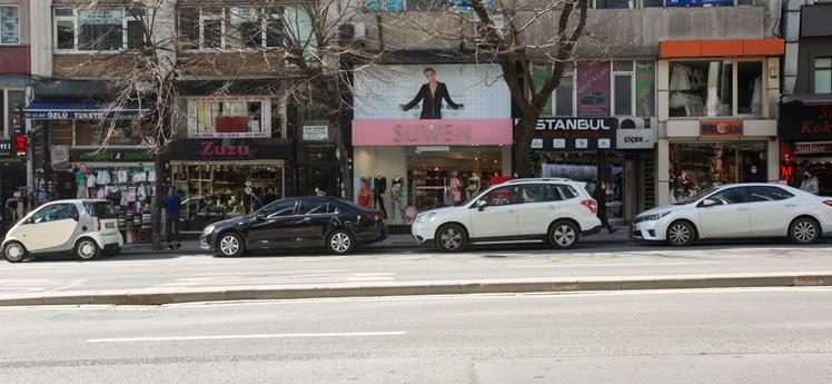 İlk yaya durağı için söz şimdi  İstanbullularda