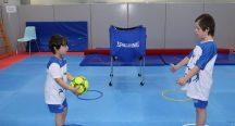 Yeşilvadi'de down sendromlu çocuklara özel spor seansları