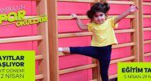 Spor İstanbul Okulları'nda ikinci dönem başlıyor