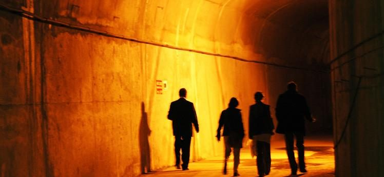 Metro tünelleri,Başkan İmamoğlu'nun katılımıyla sanata açılıyor