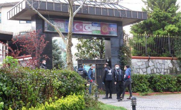 Sedat Peker'in Beykoz'daki villasında polis araması