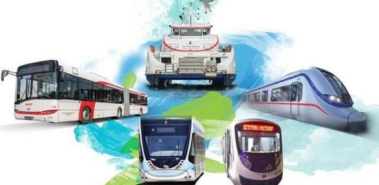 İBB'den toplu taşımaya 'tam kapanma' düzenlemesi