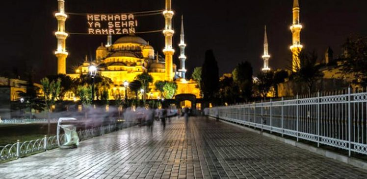 İBB ramazan ayına hazır