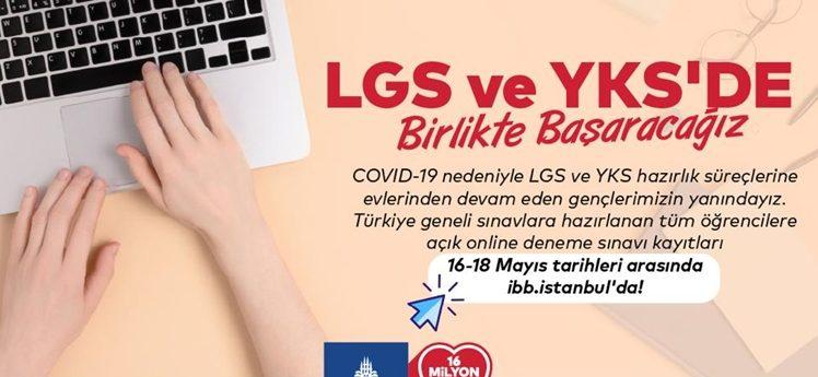 LGS-YKS sınavına kayıt olmak için son iki gün