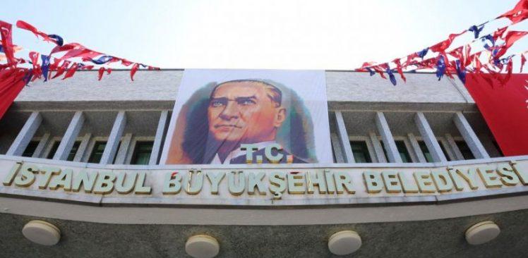 İBB'den coşkulu 19 Mayıs kutlaması