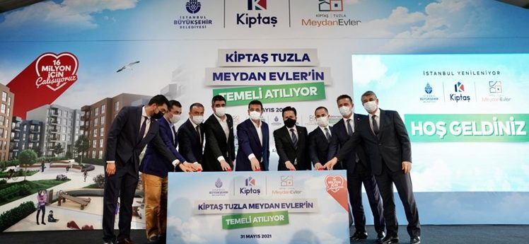 """KİPTAŞ'taki """"satış oyununu"""" anlatan İmamoğlu sordu:""""Kim bu uyanık!"""""""