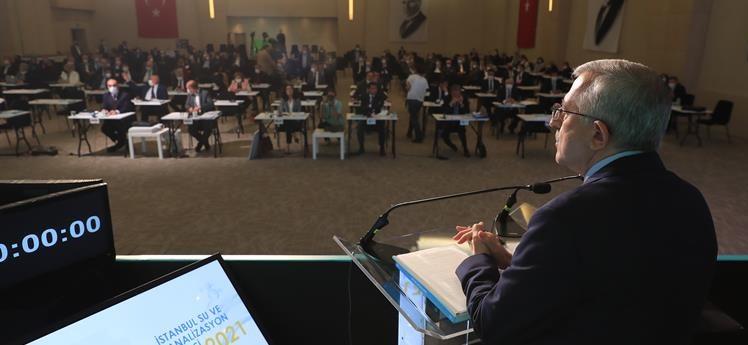 İSKİ, 2020 yılında İstanbul'u yatırıma doyurdu