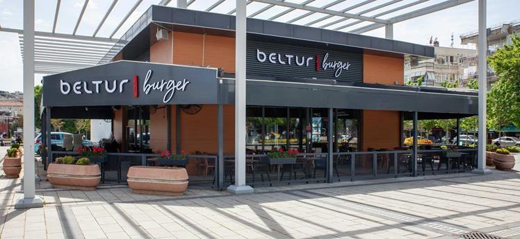 BELTUR Burger Pendik'te hizmete girdi