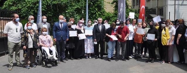 Beykoz Halk Eğitim Merkezi yıl sonu etkinlileri dolu dolu geçti