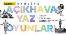 İBB Şehir Tiyatroları Açıkhava Yaz Oyunları başlıyor