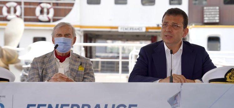 Fenerbahçe Vapuru tamir edilip Koç Müzesi'ne dönecek