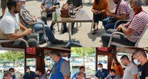 İBB'den Beykozlu Denizcilere Bakım ve Onarım Malzemesi Desteği