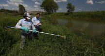 İBB 526 bin 125 sivrisinek üreme kaynağında ilaçlama gerçekleştirdi