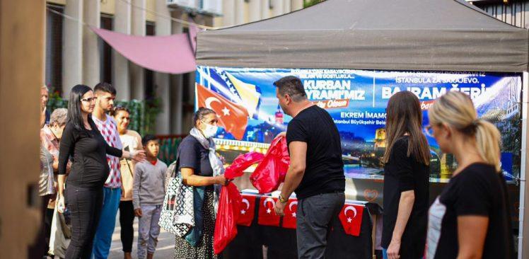 """İmamoğlu: """"Balkanlar'da gönüller yapmaya geldik"""""""