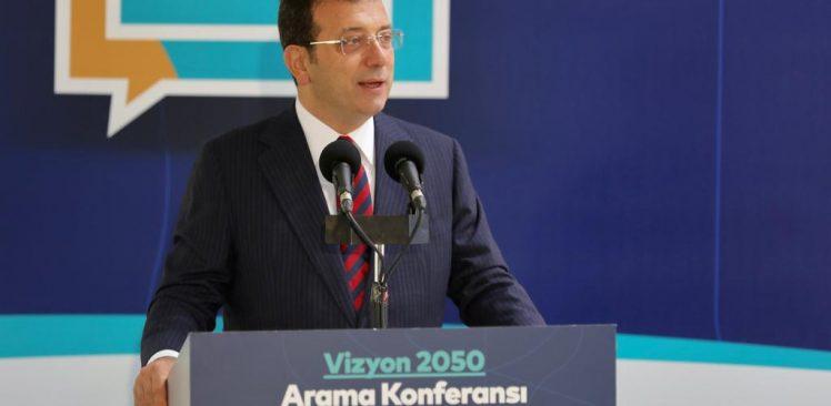 """İmamoğlu: """"Ortak akıl en değerli mekanizma"""""""