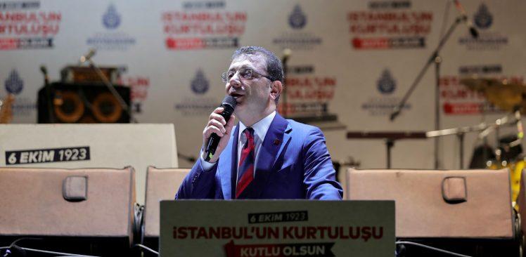 İmamoğlu: Cumhuriyet Kuşaklarına Sözümüz Var